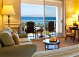 A guest room at Grand Wailea Resort Hotel & Spa