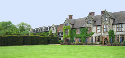 Countrified charm at Billesley Manor Hotel, just outside Stratford-upon-Avon