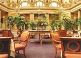 The Garden Court at The Palace Hotel