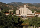 The Broadmoor in Colorado Springs, Colorado