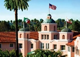 The Beverly Hills Hotel & Bungalows in Beverly Hills, California