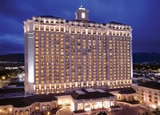The Grand America Hotel in Salt Lake City Utah