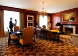 The Presidential Suite at InterContinental Mark Hopkins San Francisco in California
