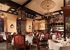 The Rib Room at Omni Royal Orleans, one of GAYOT's Top 10 Brunch Hotels in the U.S.