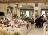 Lake Terrace Dining Room at The Broadmoor in Colorado, one of our Top 10 Brunch Hotels in the U.S.