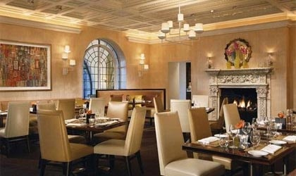The Mansion Restaurant at Rosewood Mansion on Turtle Creek in Dallas, TX