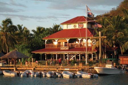 Bitter End Yacht Club in Virgin Gorda, British Virgin Islands
