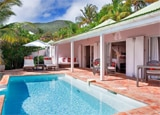 A suite pool at Hotel Le Toiny in St. Barths, one of GAYOT's Top Caribbean Resorts