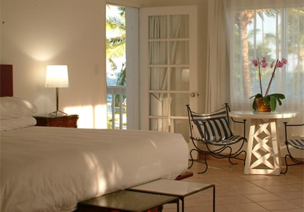 The Sun Suite at Casa Morada in Islamorada, Florida