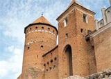 Reszel Castle in Reszel, Poland is one of our Top 10 Castle Hotels Worldwide