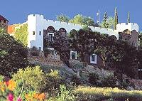 Hotel Heinitzburg in Namibia