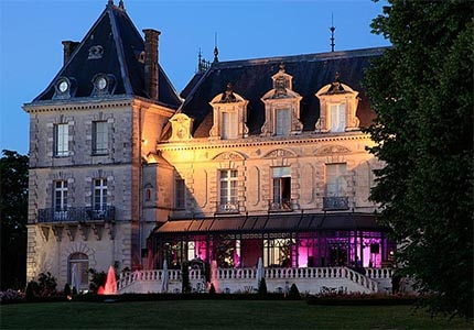Hotel Chateau de Mirambeau in France, one of GAYOT's Top 10 Castle Hotels Worldwide