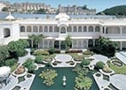 Taj Lake Palace, one of GAYOT's Top 10 Castle Hotels Worldwide