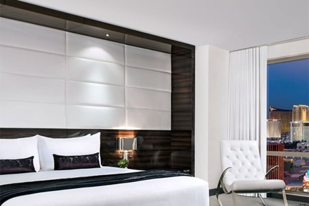 The Ivory Suite at The Palms Casino Resort in Las Vegas