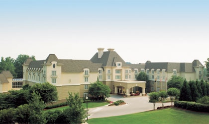 Château Élan Winery & Resort, a pastoral idyll in Georgia's countryside