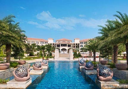 The Royal Begonia, A Luxury Collection Resort in Sanya