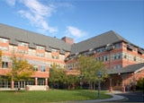 Exterior of the Kellogg Conference Hotel at Gallaudet University, Washington, D.C.
