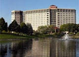 Exterior of Oak Brook Hills Marriot Resort, Chicago