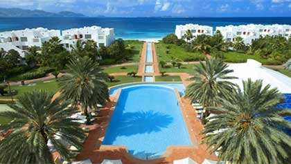 Cuisinart Resort and Spa, Anguilla