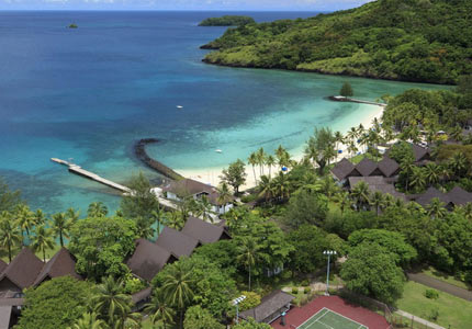 Palau Pacific Resort in the Republic of Palau, one of GAYOT Top 10 Diving Hotels