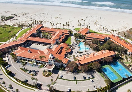 The Embassy Suites Hotel Mandalay Beach Resort — Oxnard in Ventura County, California