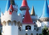 Excalibur in Las Vegas, NV on Gayot's Top 10 Best Family Hotels in Las Vegas