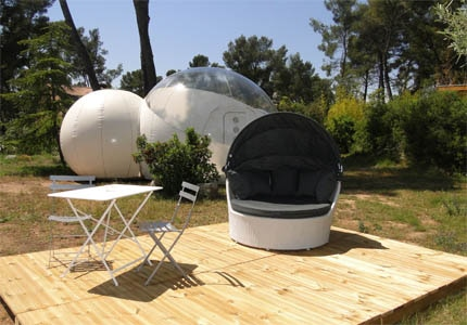 Accommodations at Attrap'Rêves Allauch in France