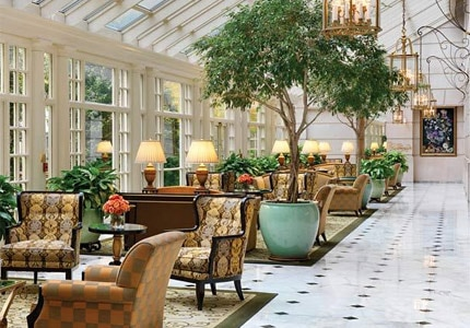 The Fairmont Washington, D.C., one of GAYOT's Top 10 Business Hotels in Washington, D.C.