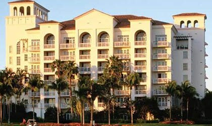 Another sunny day at the Turnberry Isle in Aventura, Florida