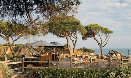 Sheraton Algarve Hotel at Pine Cliffs Resort in Albufeira, Portugal