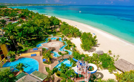 Beaches Negril Resort & Spa in Jamaica, one of GAYOT's Top 10 Family Resorts Worldwide