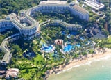 An aerial view of the Grand Wailea Resort in Maui