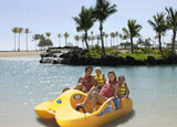 The Hilton Hawaiian Village Beach Resort & Spa made GAYOT's list for Top 10 Family Resorts in the U.S.