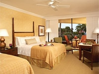 Partial Ocean View Room at Four Seasons Resort Maui at Wailea in Hawaii