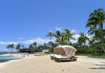Four Seasons Resort Hualalai at Historic Ka'upulehu, one of the Top 10 Hotels in Hawaii