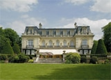 Château les Crayères in Reims, France, one of GAYOT's Top 10 Hotels in France