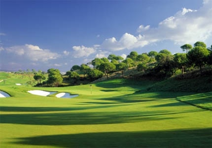 Hotel Quinta do Lago in Algarve, Portugal is one of GAYOT's Top 10 Golf Resorts Worldwide