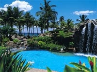 Activity Pool at the Grand Wailea in Maui, Hawaii
