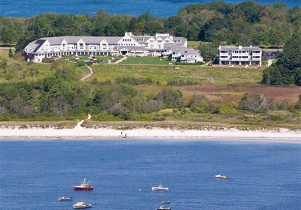 Inn by the Sea in Cape Elizabeth, Maine, one of GAYOT's Top 10 Green Hotels in the U.S.