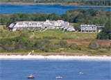 Inn by the Sea at Cape Elizabeth, Maine, one of GAYOT's Top 10 Green Hotels in the U.S.