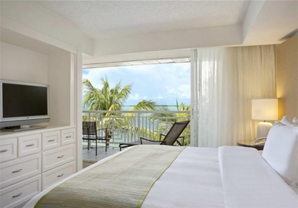 The Grand Suite at the Hilton Key Largo Resort in Florida