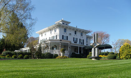 Thomas Henkelmann - Homestead Inn in Greenwich, Connecticut
