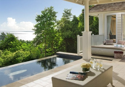 Find romance and tranquility at Banyan Tree Seychelles