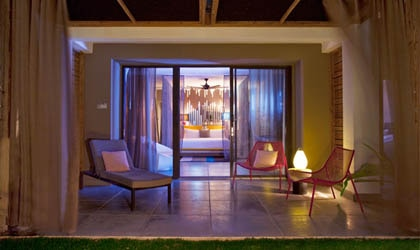 Pool Oasis Room at W Retreat & Spa - Vieques Island in Puerto Rico