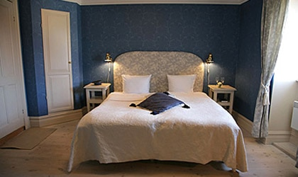 A room at Grand Hotel in Marstrand, Sweden