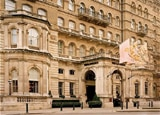 Langham Hotel in London, England