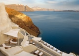Mystique in Santorini, Greece