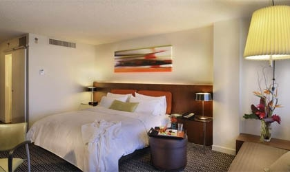 Superior room at Hotel Derek in Houston, Texas