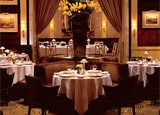 The dining room at The Carlyle Restaurant at The Carlyle, A Rosewood Hotel