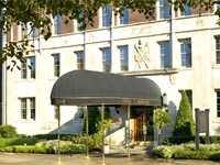The exterior of Hotel Lombardy in Washington, D.C., one of our Top 10 Value Hotels in the U.S.